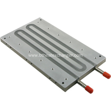 Pressed Tube Type Water Cooled Plate